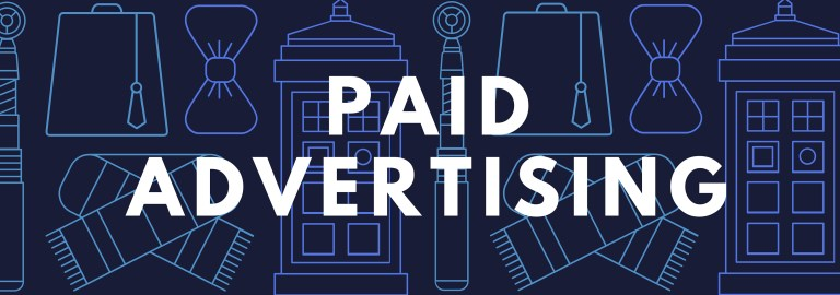 Paid Advertising Header
