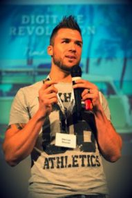 marcus meurer dnx camp founder and digital nomad