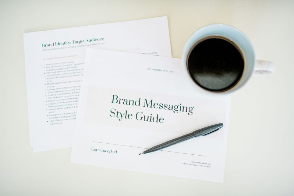 Brand Messaging 101: What It Is & Why You Need It - copyuncorked.com