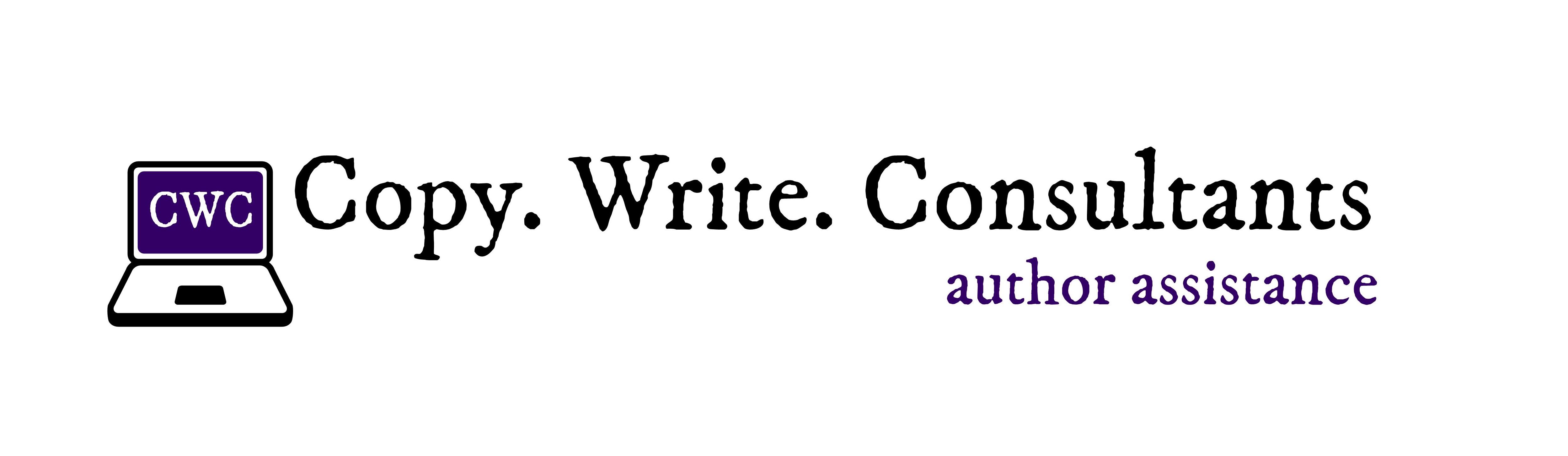 Copy. Write. Consultants Logo