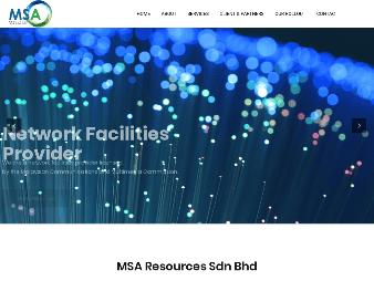 msa resources