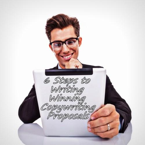 writing copywriting proposals