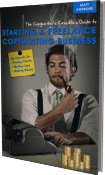 how to become a freelance copywriter without experience