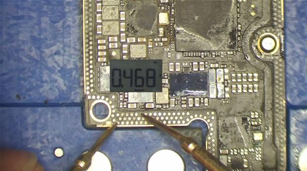 réparation de l'appareil