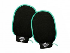 Dermasuri Deep Exfoliating Mitt Set