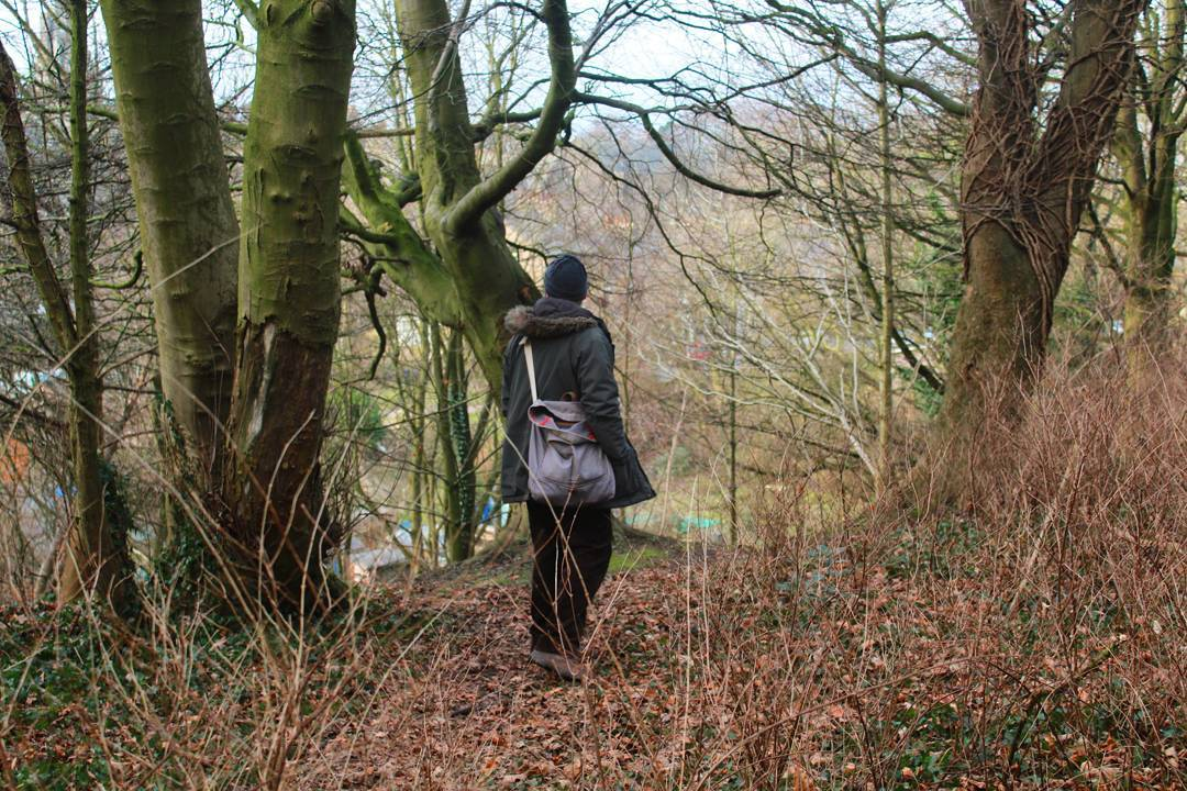 exploring the outdoors with Cora + Spink Backpacks