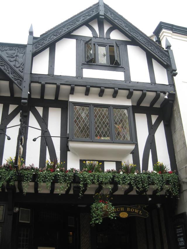 Medieval house in York