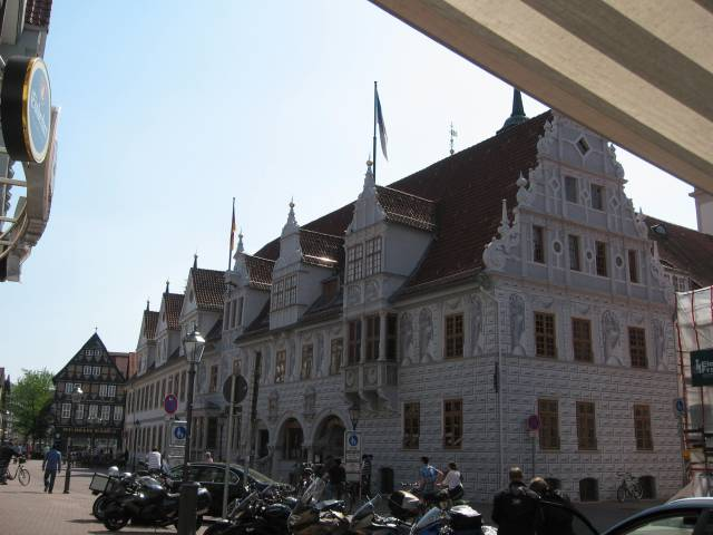 Celle Townhall