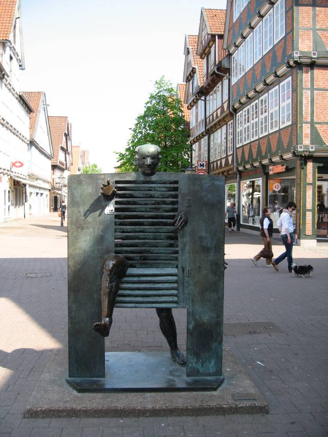 Sculpture, Celle