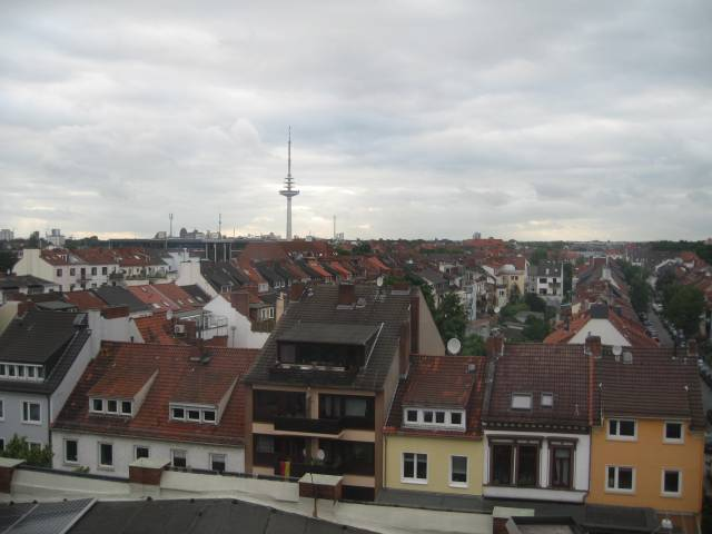 Roofs of Bremen