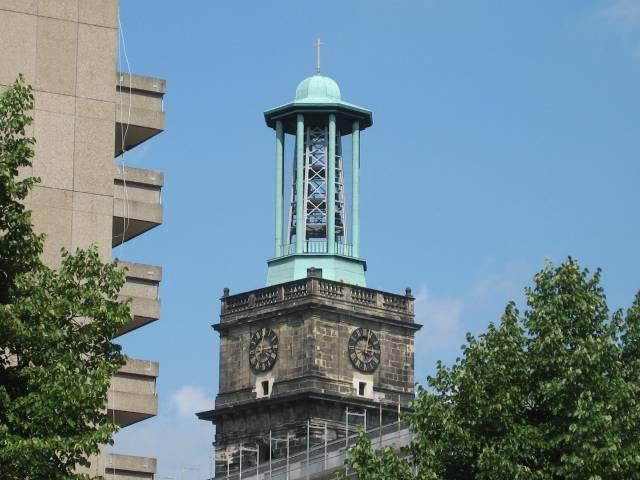 Church spire Hannover