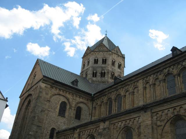 Central tower of the Osnabrück Dom