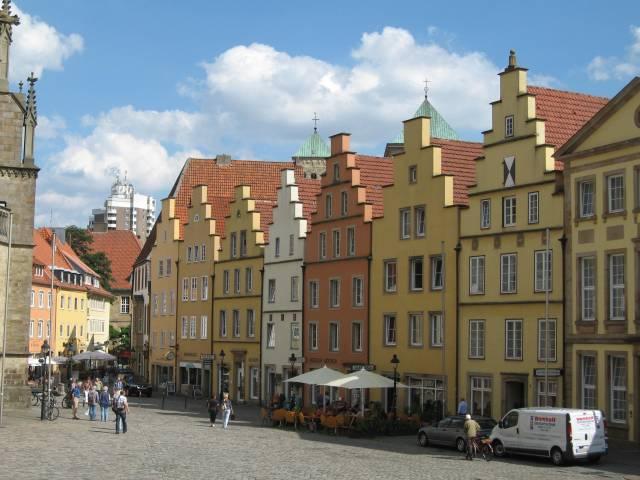 Osnabrück Market Square