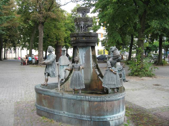 Fountain Osnabrück