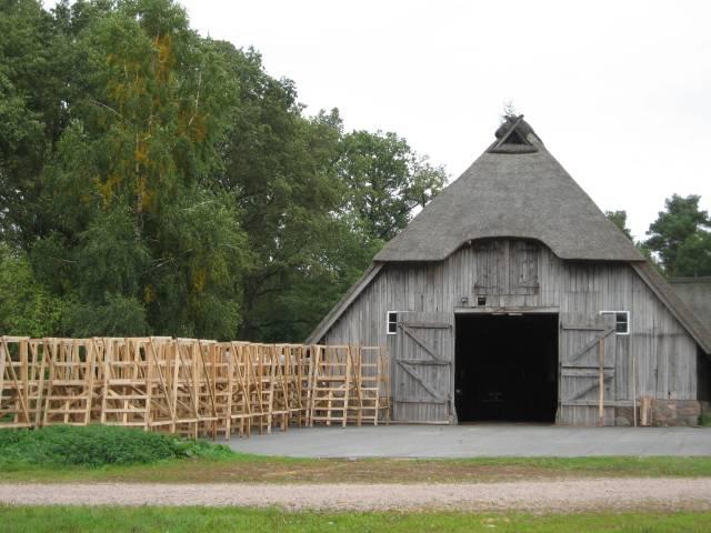 Lüneburger Heide - barn
