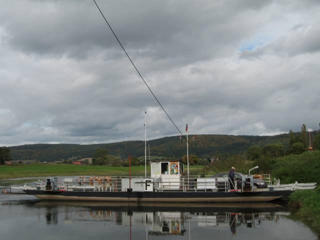 Lippoldsberg reaction ferry