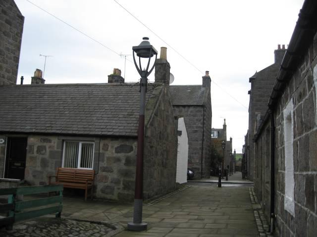 Aberdeen Footdee