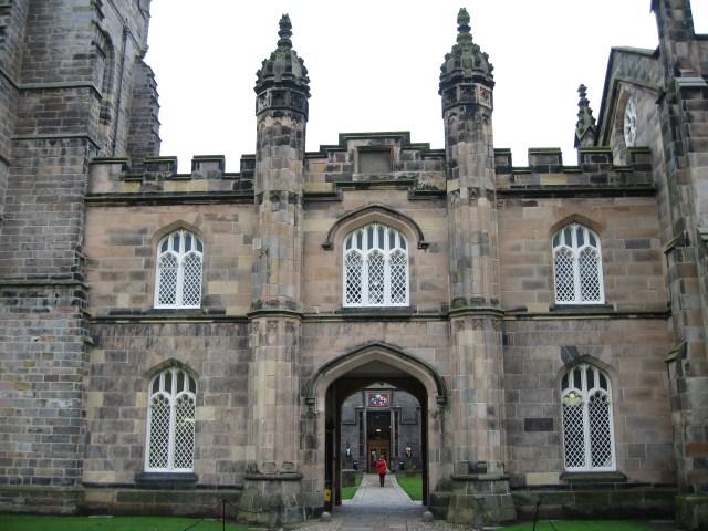 Aberdeen King's College