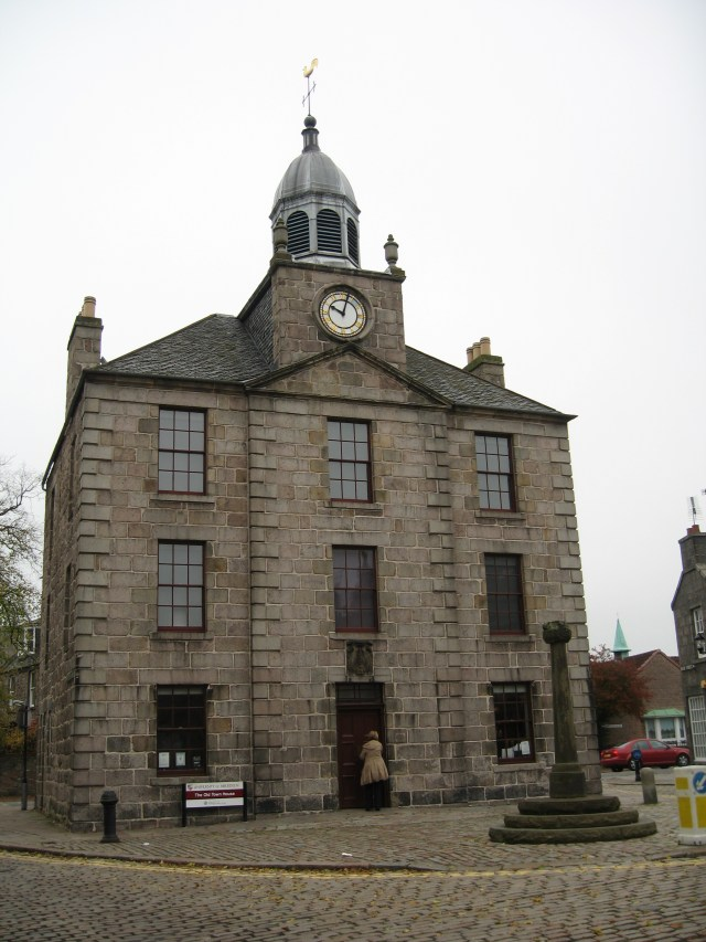 Aberdeen Old Town House