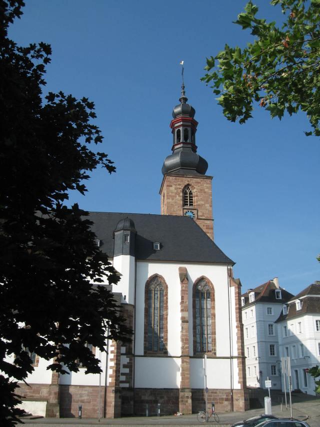 Saarbrücken Schlosskirche
