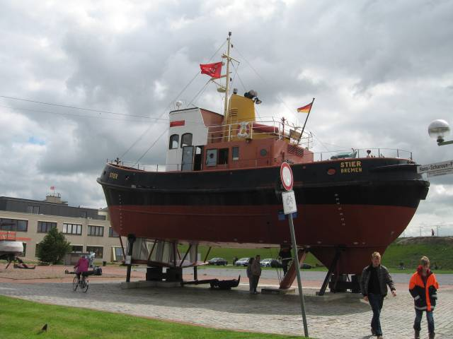 Bremerhaven Stier