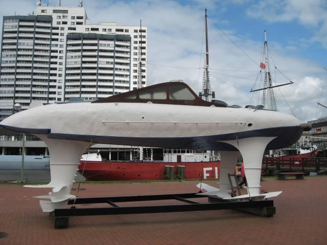 Bremerhaven Hydrofoil