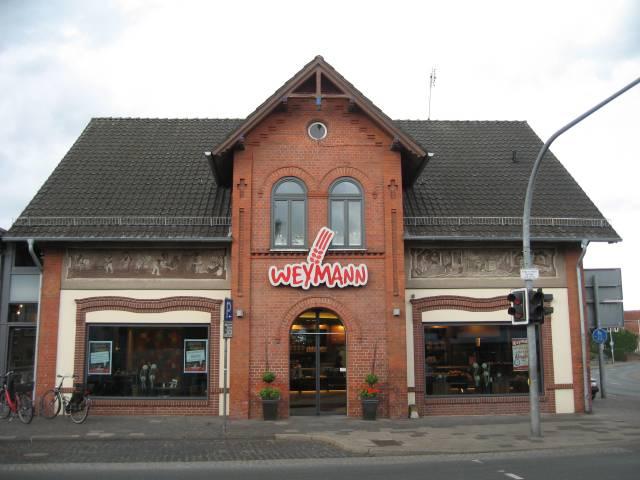 Twistringen Weyman's bakery