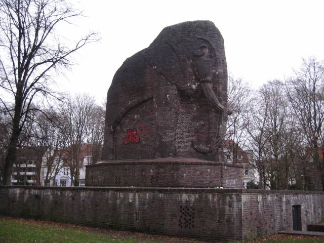 Bremen colonial monument