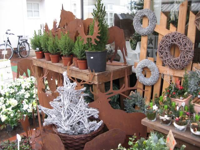 Vechta florist's shop