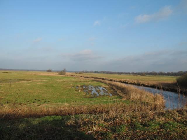 Teufelsmoor, river Beeke