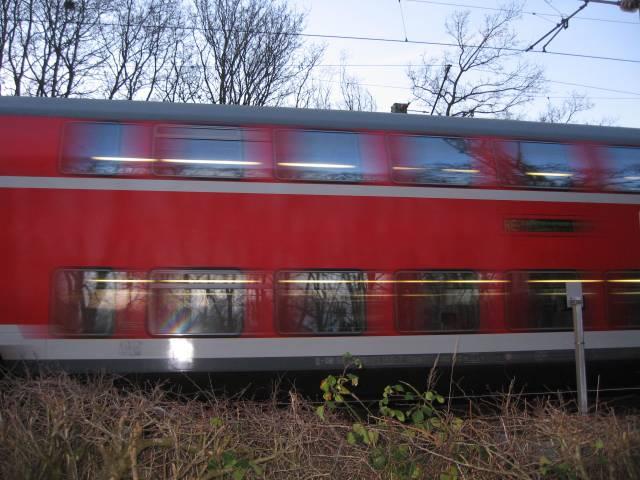 Train Regionalexpress