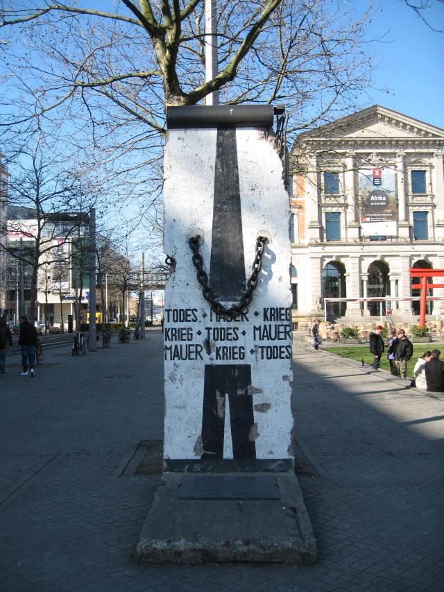 Bremen Berlin wall