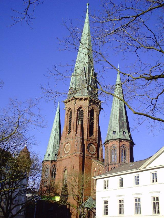 Oldenburg Lamberti church