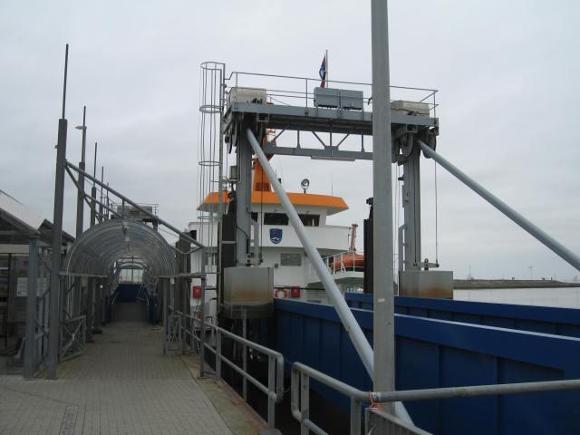 Langeoog ferry Bensersiel