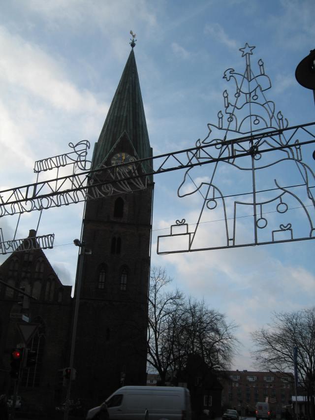 Bremen St. Martini church