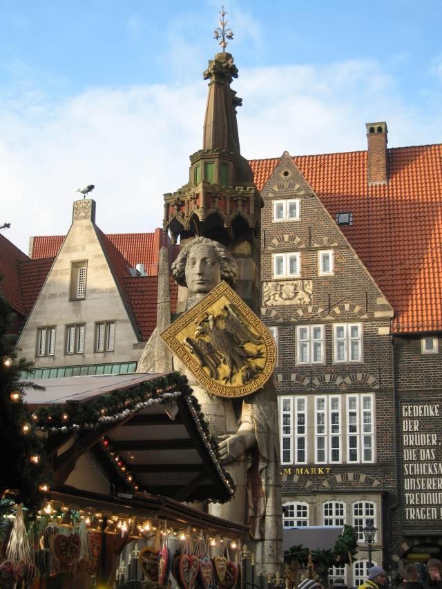 Bremen Roland Christmas