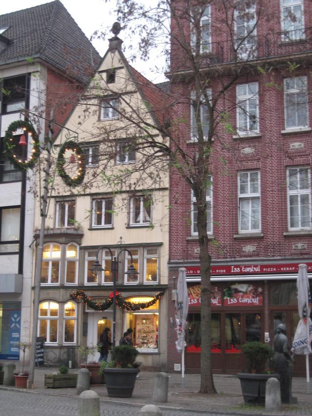 Bremen Café Stecker