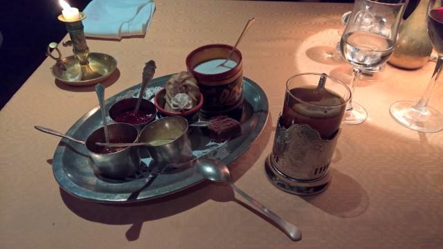 Russian Tea Tray