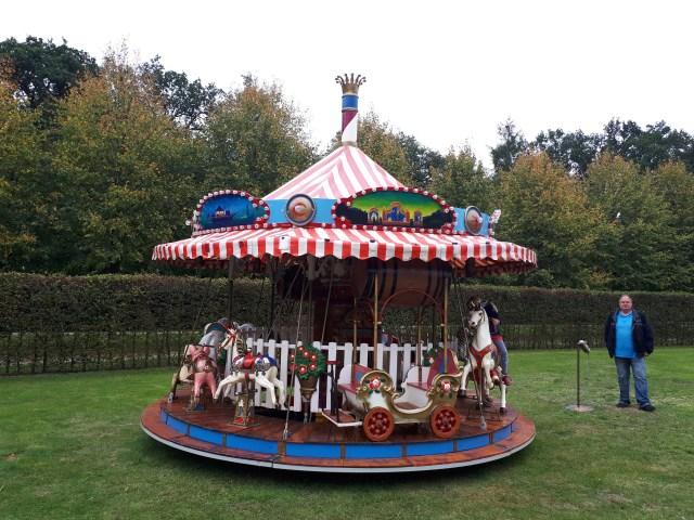 Vintage carousel Steamfest