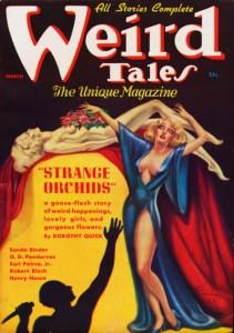 Weird Tales, March 1937