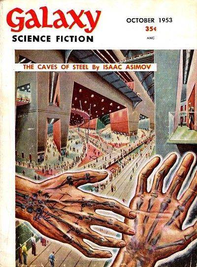 Galaxy October 1953