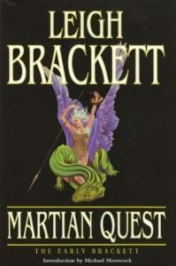 Martian Quest by Leigh Brackett