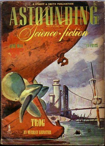 Astounding Science Fiction June 1944