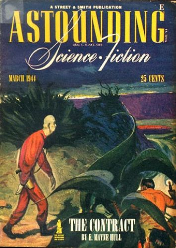 Astounding Science Fiction, March 1944