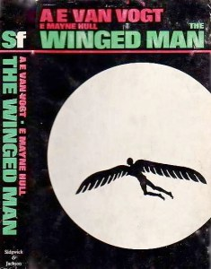 The Winged Man by A.E. van Vogt and E. Mayne Hull