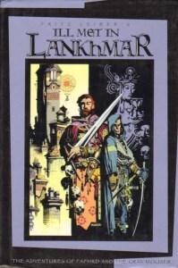 Ill Met in Lankhmar by Fritz Leiber