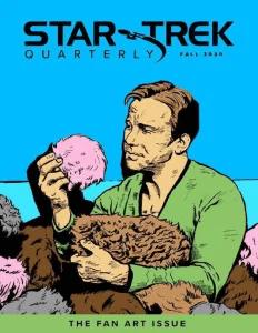 Star Trek Quarterly cover