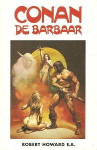 Dutch edition of Conan