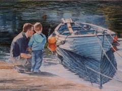 02. Oil Paintings