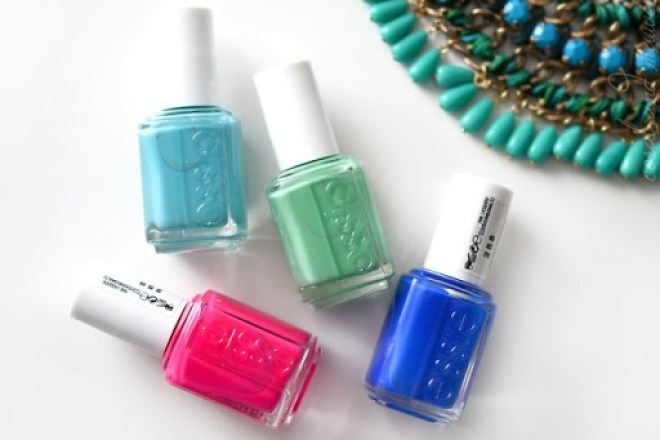 Essie Resort & Neon 2013
